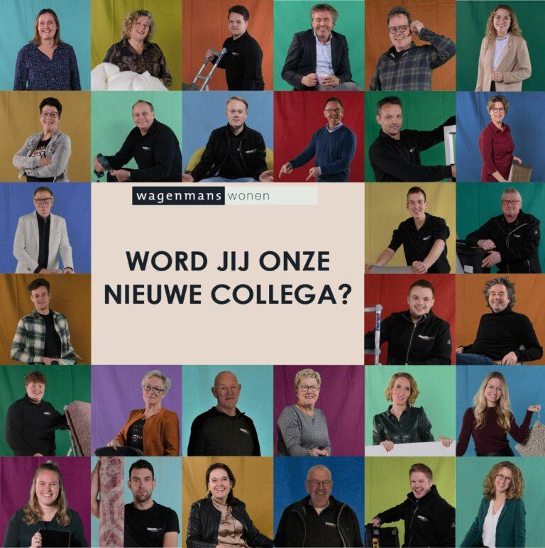 Communicatieve medewerker Wagenmans Wonen