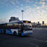 van woensdag 28 april t/m maandag 3 mei geen trein maar bus op trajecten Zwolle-Enschede en Zwolle-Kampen