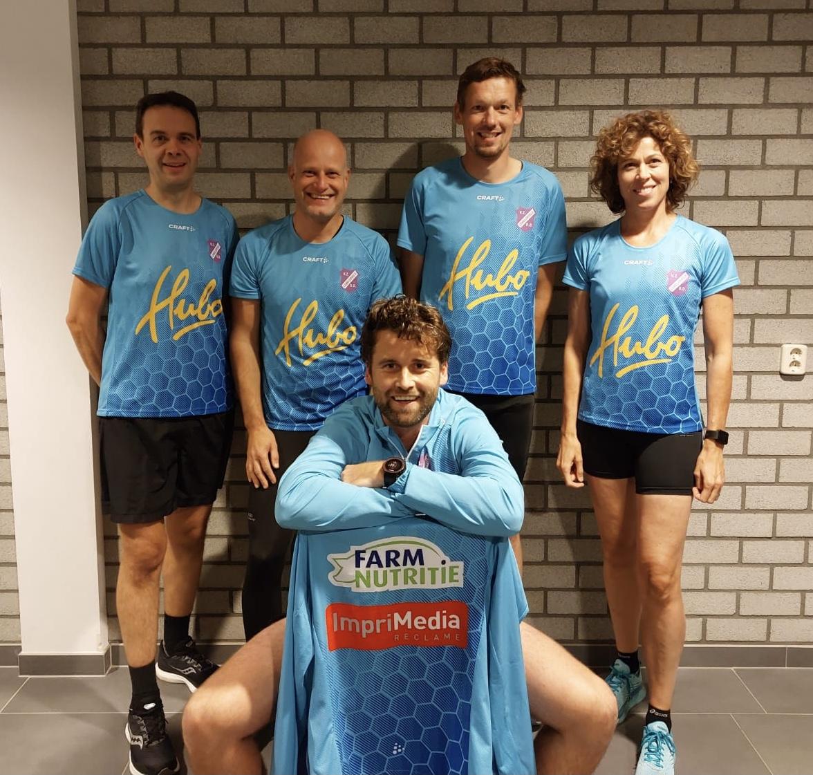 Nieuwe sponsorkleding voor VZOD!